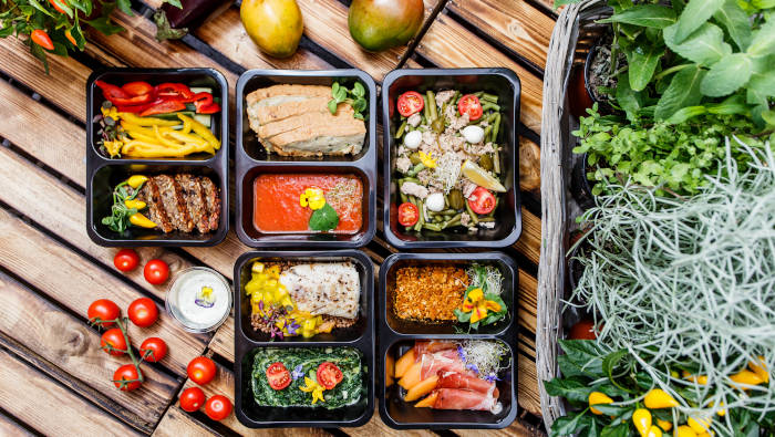 fertig geliefertes Essen ist praktisch, aber ist es auch gut?