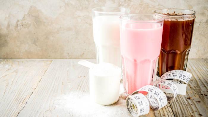 Formula Diät-Shake, zum schnellen Abnehmen