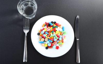 Nahrungsergänzung statt gesunder Ernährung