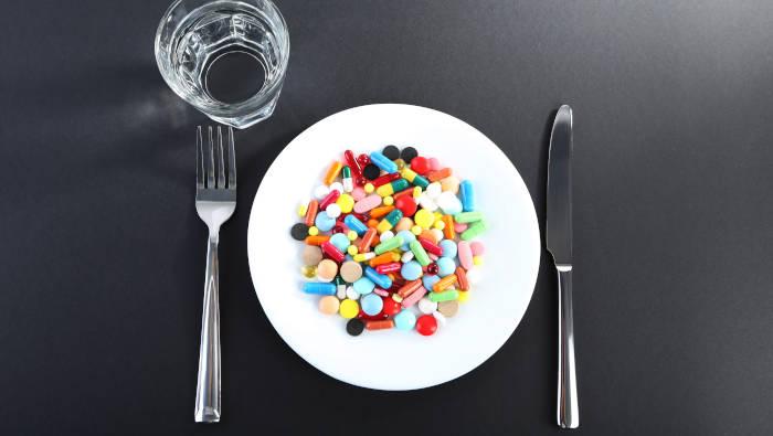 Nahrungsergänzung ist kein Ersatz für gesunde Ernährung