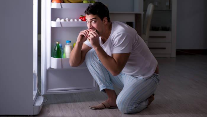 Wer Wasser statt Fett verliert, endet im Heißhunger