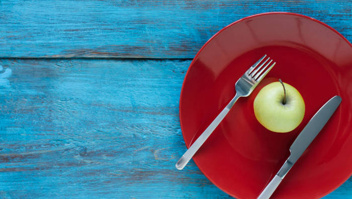 Die Entscheidung, ob man beim Abnehmen Fett oder Wasser verliert